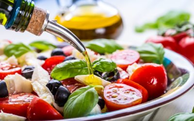 EVO oil: pillar of the Mediterranean diet